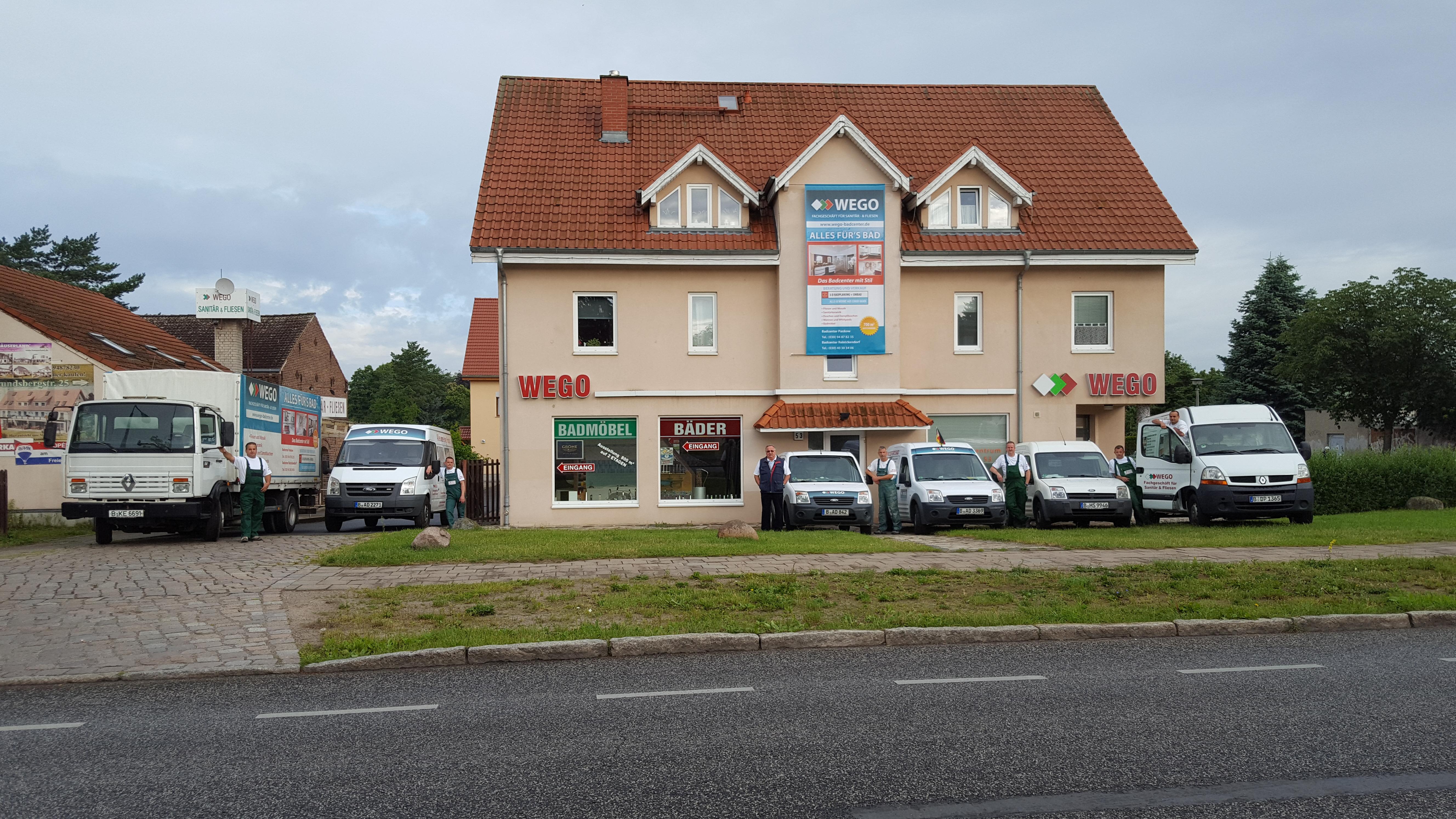WEGO Badcenter